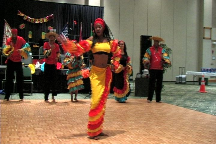 Caribbean Dancer Oct 2007