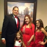 Mary Jane & Raymond Rivera and daughters
